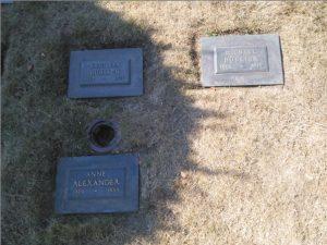 Bublick family grave