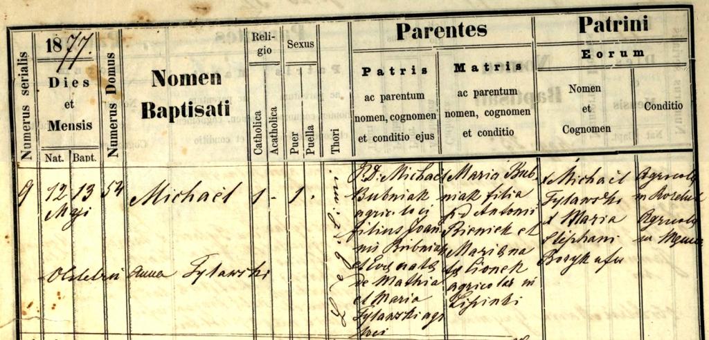 registration, 1877