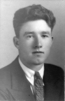 Bill in about 1937.